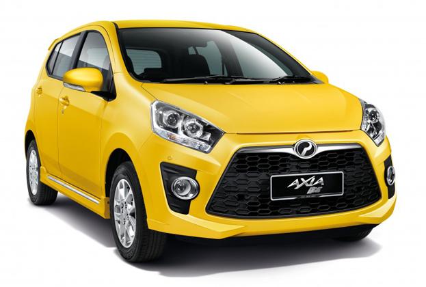 Perodua Axia 小改款细节公布!将于1月20日发布!