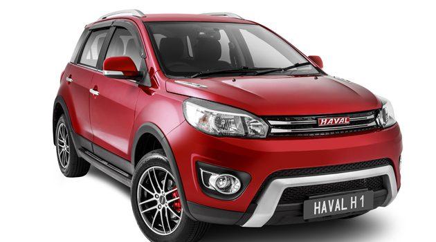 EEV小型SUV改款! Haval H1 正式登陆大马市场!