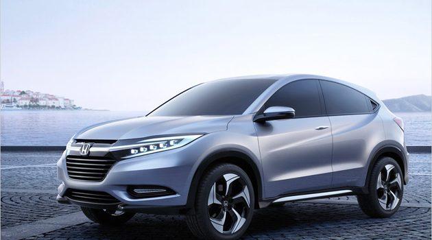 紧随在后, Honda HR-V 即将推出小改款车型!
