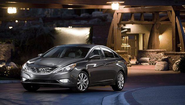 最超值二手车推荐 Part 13: Hyundai Sonata YF !