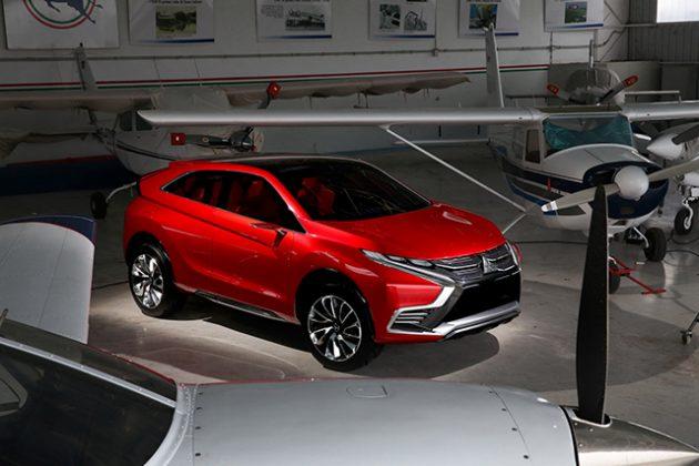 Mitsubishi ASX 2018 将在日内瓦车展现身!
