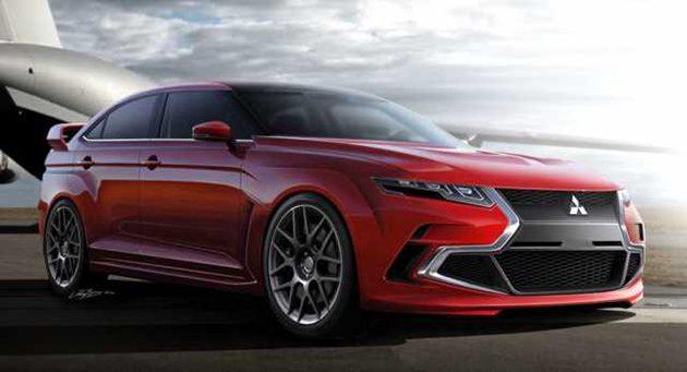 传 Mitsubishi Lancer 2018 将采用1.5涡轮引擎!