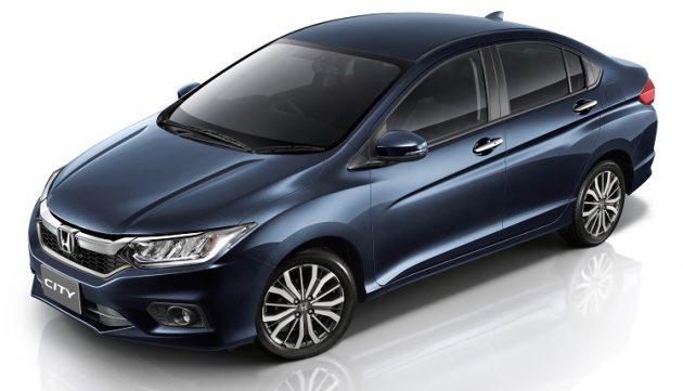 全球首发! Honda City 2017 小改款正式泰国开售!