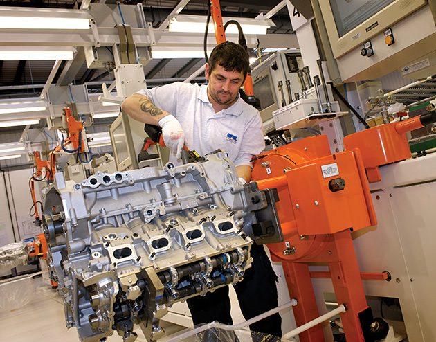 Proton TGDI 引擎的推手:Ricardo!