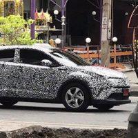 东南亚版 Toyota C-HR 细节曝光!