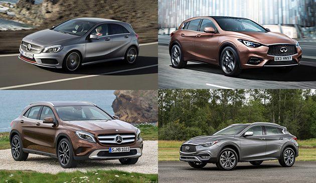 Nissan 宣布和Mercedes-Benz终止合作!