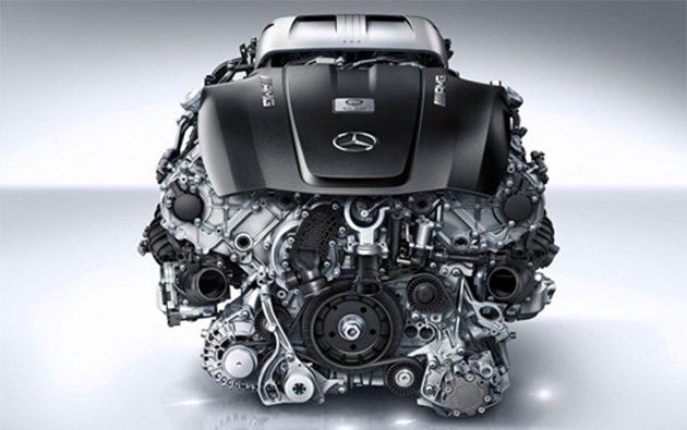 解析:Mercedes-AMG M178/ M177 引擎大解析!