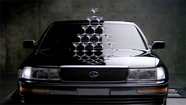 匠心的坚持!带你去看 Lexus 发展史!