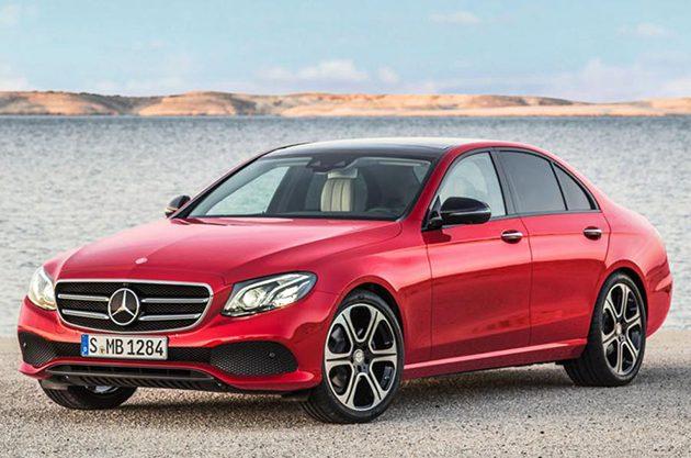 Mercedes-Benz 再次成为马来西亚第一的豪华品牌!