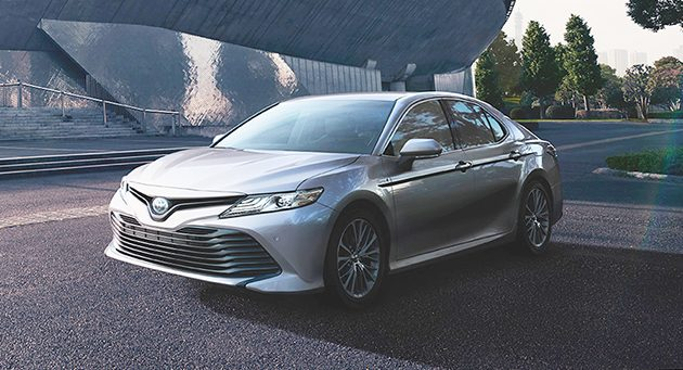 打铁趁热,日规 Toyota Camry 今年8月登场!