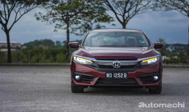 不像Civic的Civic, Honda Civic TC-P 试驾!
