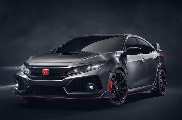 Honda Civic Type R 2018 确定不会采用CVT变速箱!