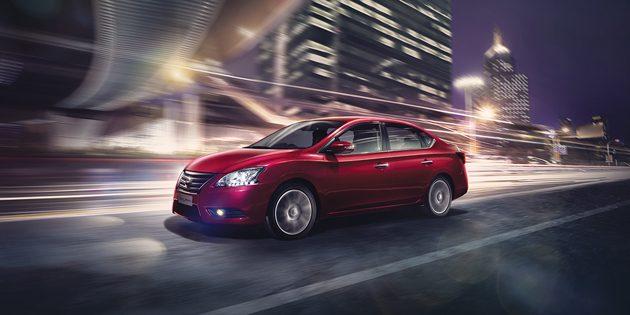 Nissan Sylphy 小改款或无缘本地市场!