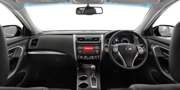 大马遭低估车款: Nissan Teana !