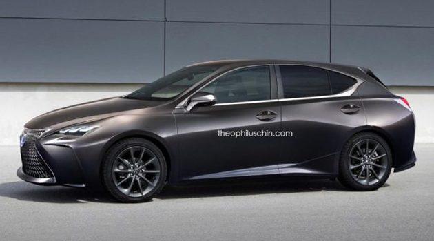 Lexus CT200 2018 将在今年发布!油耗表现更出色!