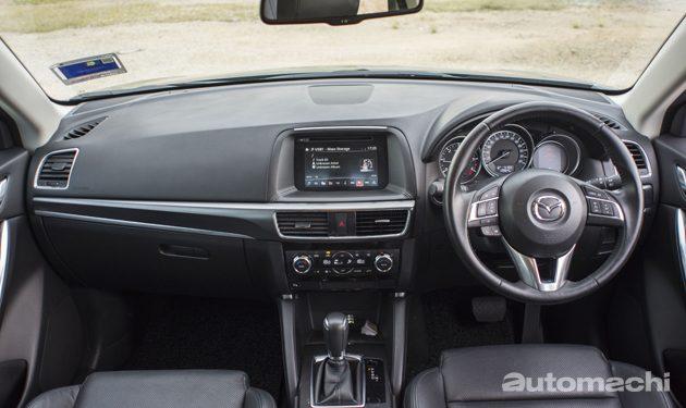 柴魅力, Mazda CX-5 Skyactiv-D 试驾!
