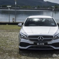 帅气小轿跑, Mercedes-Benz CLA200