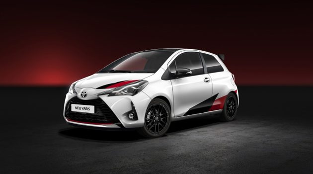 Toyota Yaris 性能版发布!最大马力210 hp!
