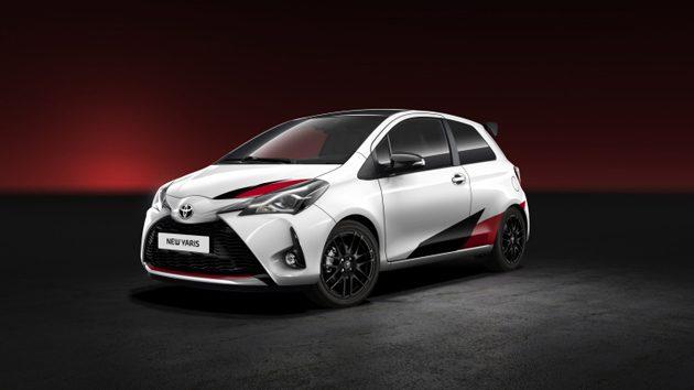 Toyota Yaris 性能版发布!自大马力210 hp!