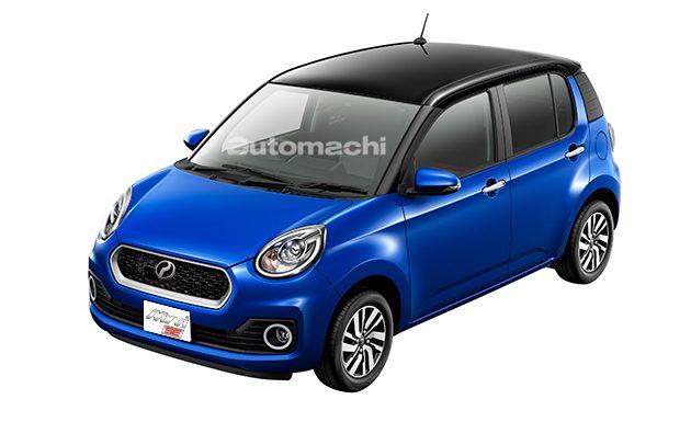 2017 Perodua Myvi 规格疑似曝光!