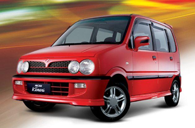 经典车款回顾: Perodua Kenari !