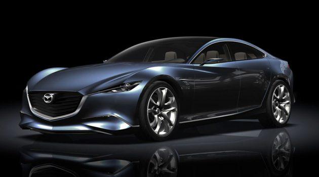 新世代 Mazda6 将在明年年初登场!