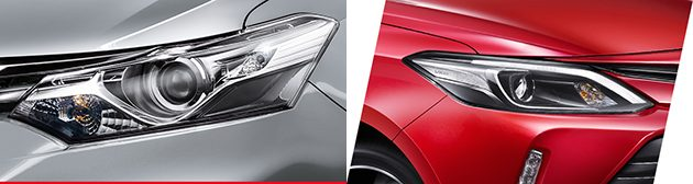 新VS旧, 2017 Toyota Vios 有什么改变?