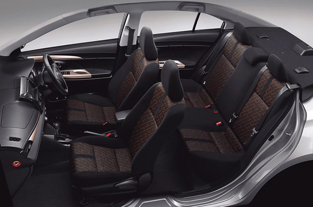 2017 Toyota Vios 正式发表!外形小修饰!