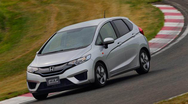 Honda Jazz Hybrid 和Honda CR-V即将在今年上市?