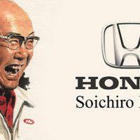 本田技术狂人: Soichiro Honda 本田宗一郎!