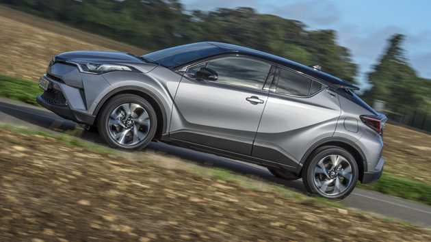 Toyota Malaysia 暗示C-HR即将抵马?