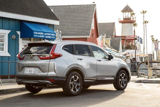 我国今年上市! Honda CR-V 将提供1.6L柴油引擎!