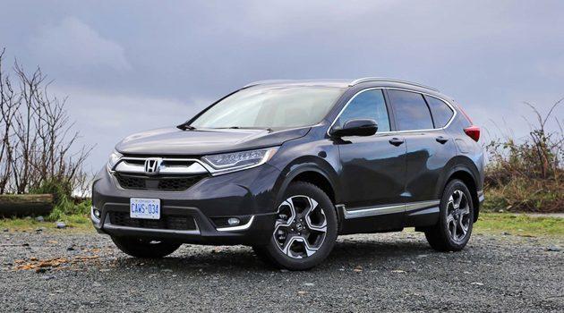 全球 SUV Top 10 ,Honda CR-V成功坐上榜首!