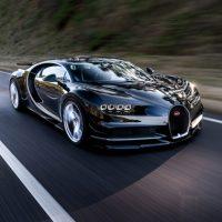 地表最速怪兽! Bugatti Chiron 可在1分钟内完成400 km/H加速!
