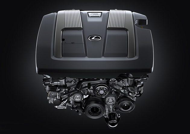 911杀手! Lexus LC-F 将搭载3.5 Twin Turbo震撼登场!
