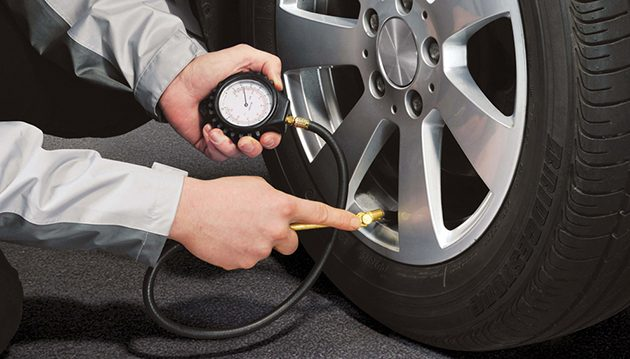 关于 Tyre Pressure ,这几点你必须知道!