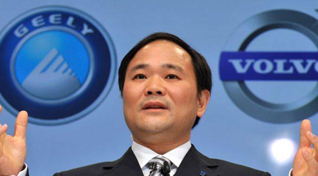 中国的汽车疯子: 李书福( Li Shu Fu )