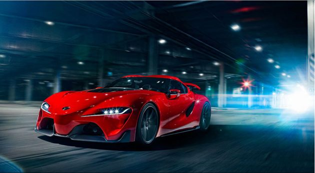 Toyota Supra 2018 规格意外曝光!两种引擎可以选择!