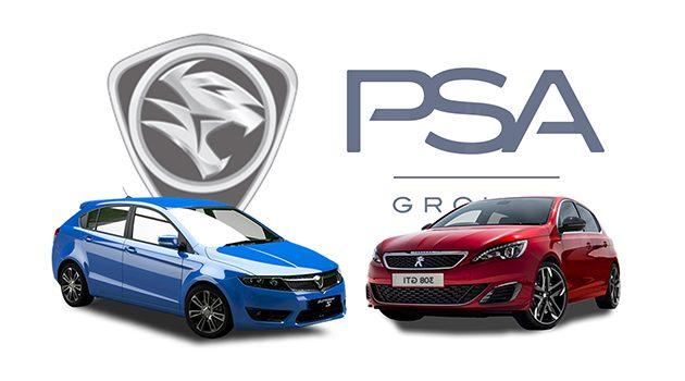Proton 和PSA集团正式达成合作关系?