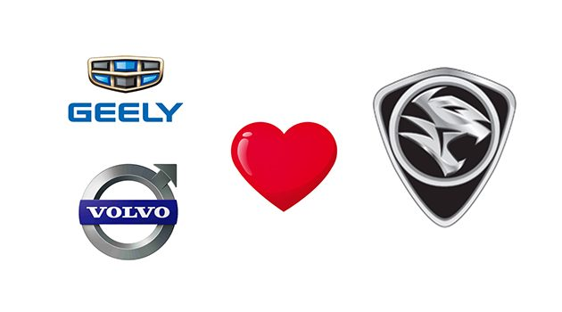 Geely和 Volvo 能够分享什么技术给Proton呢?