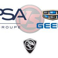PSA和 Geely 正式提交报价竞标 Proton!