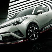 带你去看不同风格的 Toyota C-HR !
