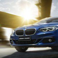 BMW 1 Series Sedan 有望在我国上市?