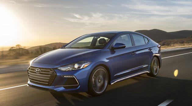 即将上市新车预览: Hyundai Elantra AD !