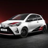 210 hp! Toyota Yaris GRMN 将采用1.8L机械增压引擎!