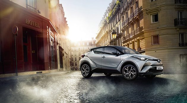 Toyota Hybrid 全球累计销量突破千万大关!