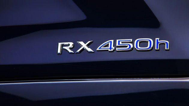 7人座成风! Lexus RX 将推出七人座车型!