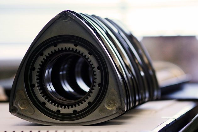 复活在望! Mazda 获得转子混合动力引擎专利!