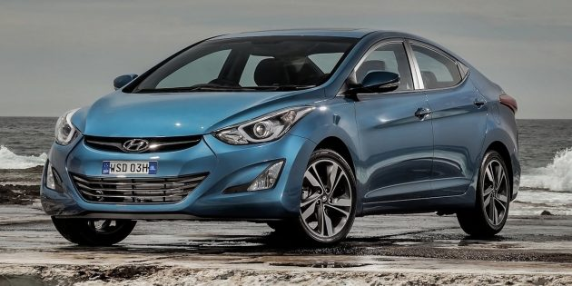 最超值二手车Part 18: Hyundai Elantra MD !