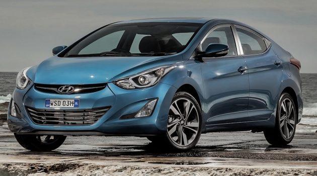 最超值二手车Part 18: Hyundai Elantra MD !